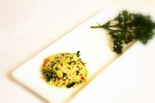 Quinoa Salad (Shanks2Sorbets.com)